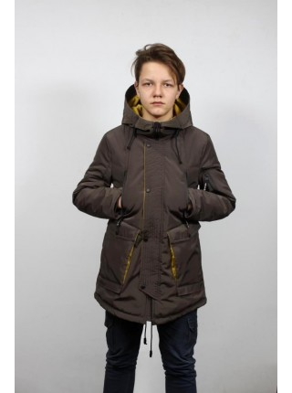 Куртка для мальчика Модель 7618