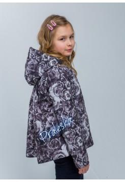 """Куртка для девочки """"Дона"""" 4215"""