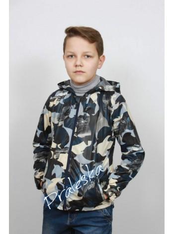 Ветровка для мальчика Модель 9917