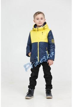 "Куртка для мальчика ""Олимпик"""